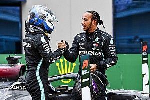 Hamilton: Bottasnak nem kell megvédenie magát a 2020-as teljesítménye miatt