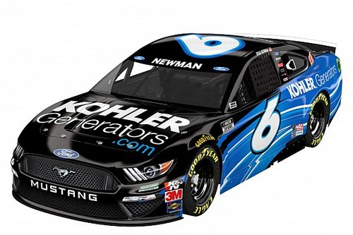 Roush Fenway, Ryan Newman to debut new sponsor at Daytona