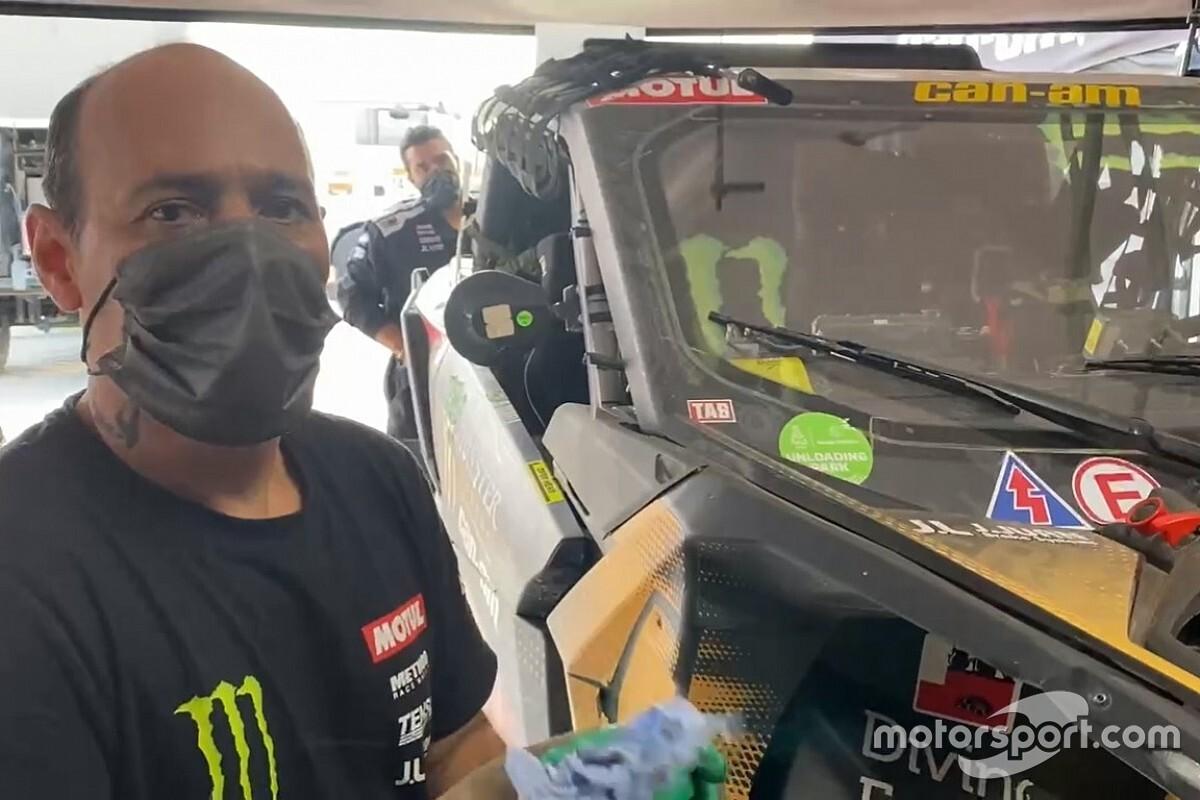 Conheça a história do mecânico brasileiro que é campeão do Dakar