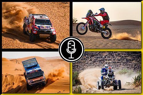 "Podcast Dakar: ""Dune Mosse"" - Tappa 8"