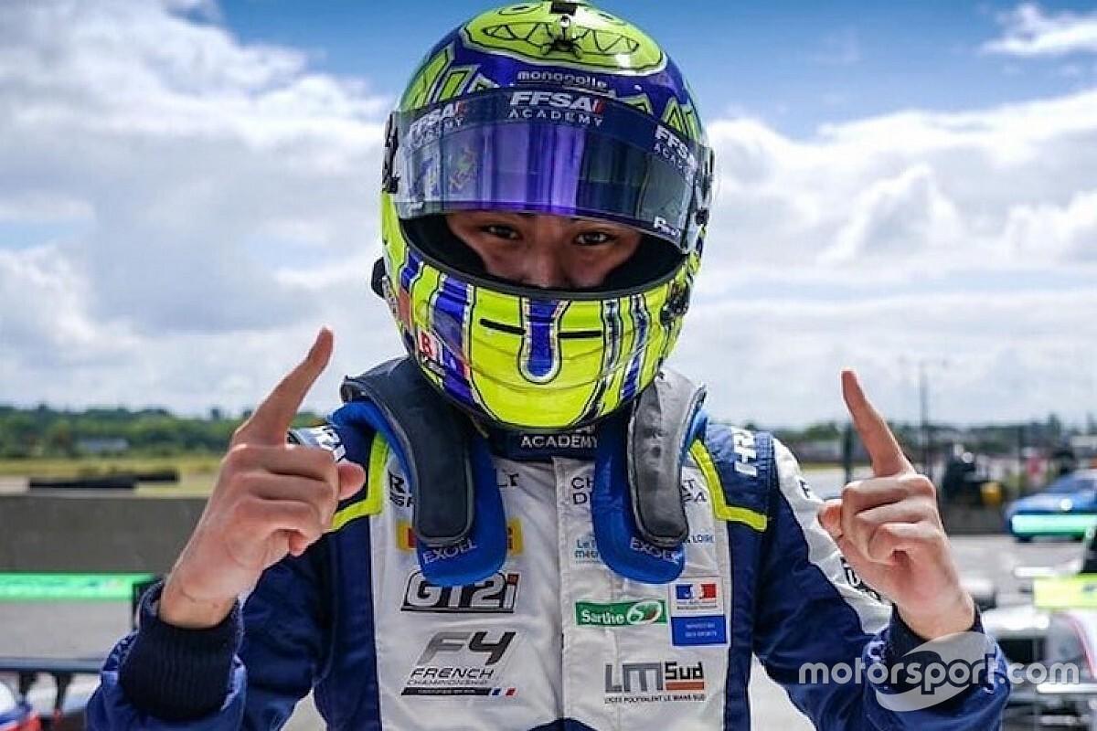 Red Bull porta in FIA F3 lo junior Honda Ayumu Iwasa