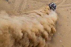 Al Attiyah se acerca a Peterhansel con su 40° victoria de etapa