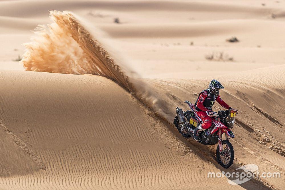 """Dakar, Brabec: """"Vincere è diventato uno svantaggio"""""""