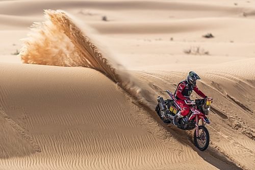 Dakar 2021, Stage 7: Brabec scores first win, Cornejo leads