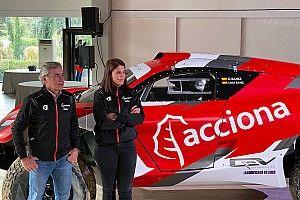 Carlos Sainz y Laia Sanz, a la Extreme E con un equipo español