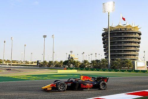 Daruvala zet Carlin ook op tweede testdag F2 in Bahrein bovenaan