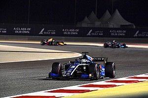 "Zhou: ""Definitely a good feeling"" to head Alpine Academy F2 battle"