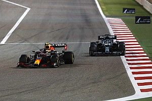 How Perez saved his Red Bull F1 debut in Bahrain