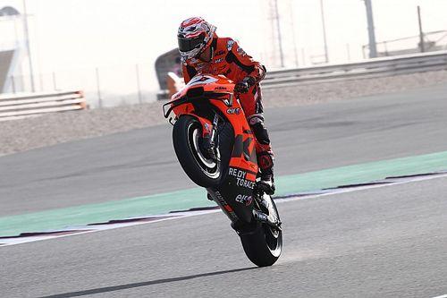 Fotogallery MotoGP: lo spettacolare sabato del GP del Qatar