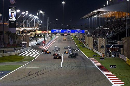 Formula 1 reveals record-length 23-race 2022 calendar