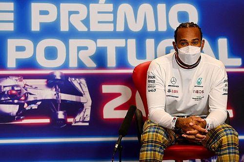 Hamilton apoya el boicot en redes contra el racismo y pide más
