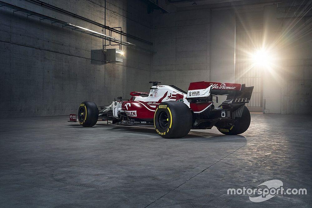 تحليل: وجهة تطوير ألفا روميو لموسم 2021 إثر تغييرات مقدّمة السيارة