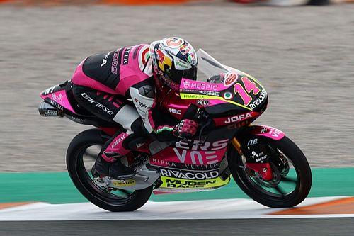 Hasil FP3 Moto3 Valencia: Arbolino ke Q2, Arenas Menuju Q1