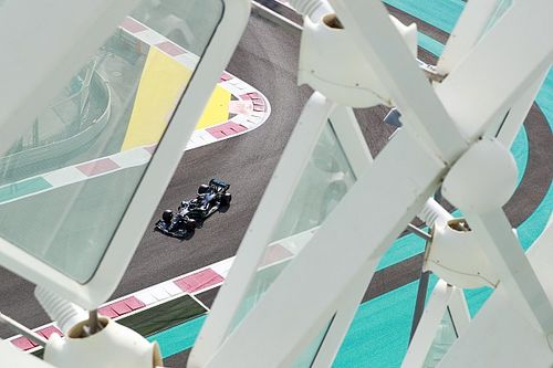 Live: Follow Abu Dhabi GP qualifying as it happens