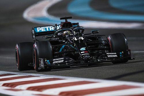 GP Abu Dhabi, Il momento chiave: la crisi dei motori Mercedes