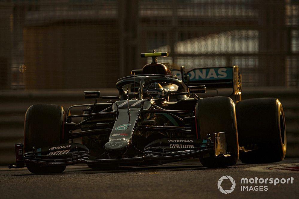 """Bottas: """"L'unica soddisfazione chiudere davanti a Lewis"""""""