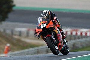 Une chute plombe un peu plus le Grand Prix maison d'Oliveira