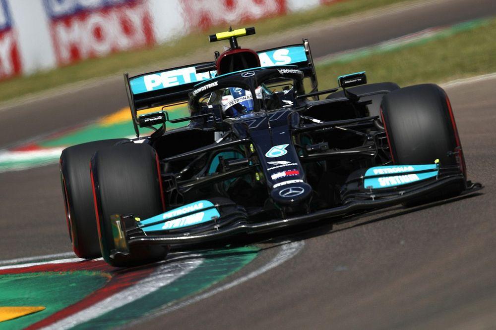 Mercedes: Tyre warm-up issue caused Bottas' Q3 struggles