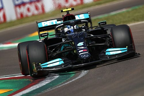 Mercedes: F1 tyre warm-up issue caused Bottas' Imola Q3 struggles