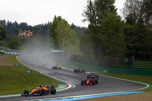 Volledige uitslag: F1 Grand Prix van Emilia-Romagna