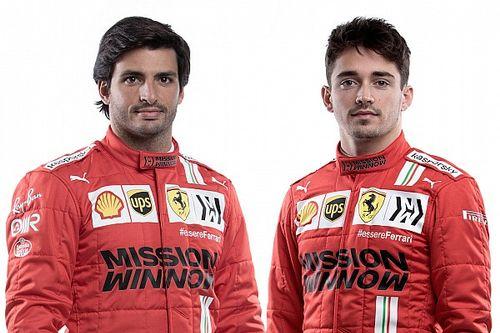 Leclerc és Sainz a Ferrari-motorról nyilatkozott