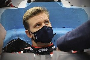 """Schumacher: Haas needs to be """"feisty"""" like its livery in 2021"""