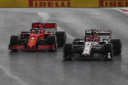 Raikkonen wierzy w Ferrari