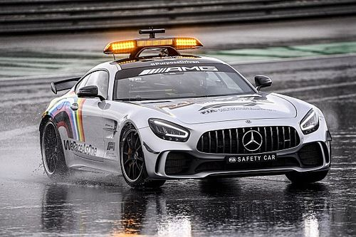 Aston Martin, Mercedes to share F1 safety car duties in 2021