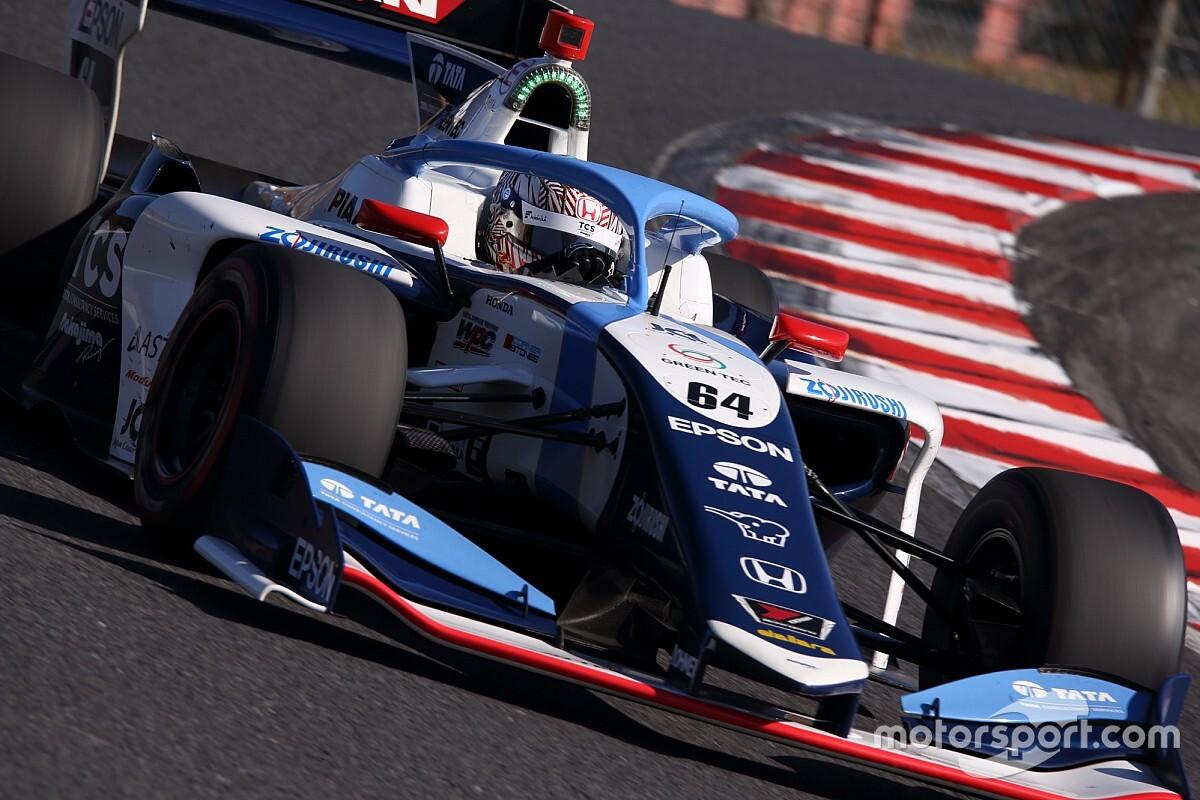 Makino withdraws from Fuji Super Formula finale