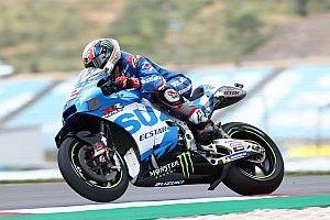 Épargné par les ennuis, Suzuki montre son vrai potentiel au Portugal