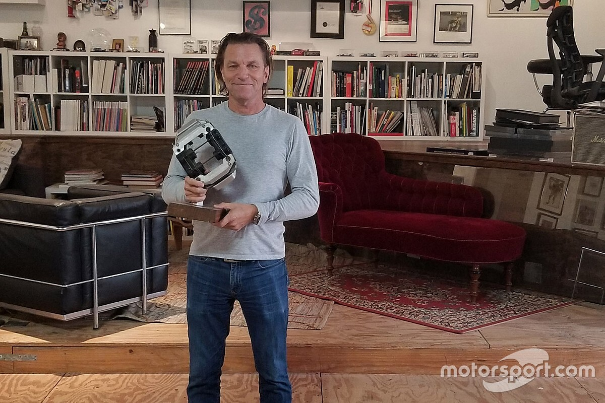 The cherished curios kept by motorsport's professionals at home