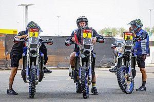 "Dakar to ""change procedures"" after water found in fuel"