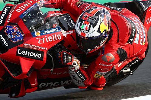 MotoGPカタールFP2:ミラー、レコード肉薄のトップタイム。中上貴晶は14番手に沈む