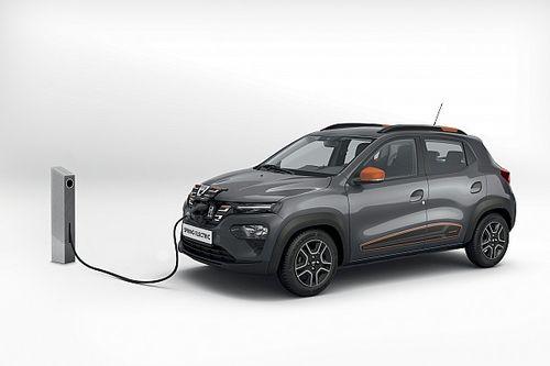 Moins de 13000 € pour la Dacia Spring électrique?