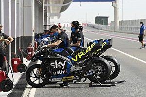 Un meccanico della MotoGP sospeso per un test COVID falsificato