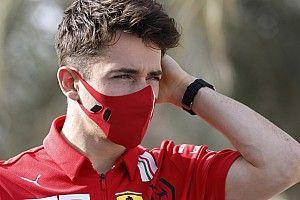 """Leclerc: """"Voglio vincere almeno un GP quest'anno"""""""