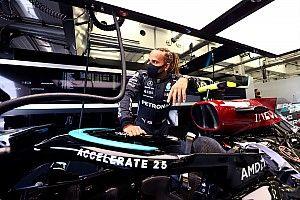 Kecepatan Red Bull Tingkatkan Kewaspadaan Hamilton