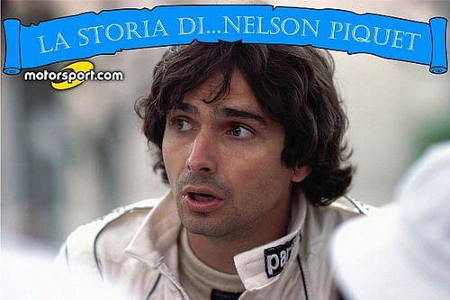 La storia di... Nelson Piquet