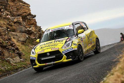 Suzuki Rally Cup: Goldoni-Macori vincono anche al Rallye Sanremo
