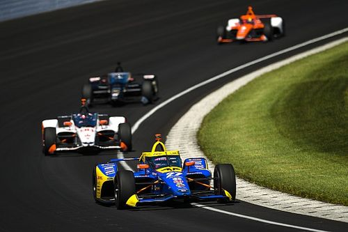 Rossi: Aero tweaks, not power boost, will improve Indy 500 action