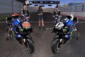 Yamaha показала новый байк для MotoGP