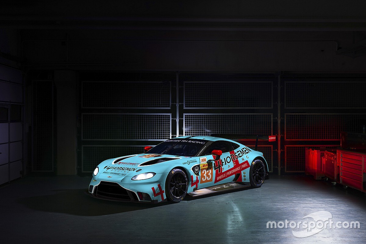 Keating moves to TF Sport Aston Martin for 2021 WEC season