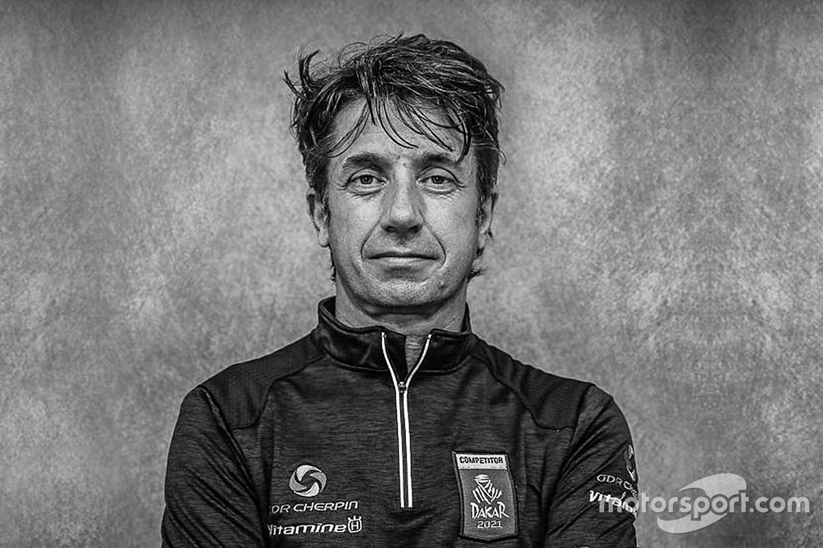 Muere Pierre Cherpin, piloto Original del Dakar 2021
