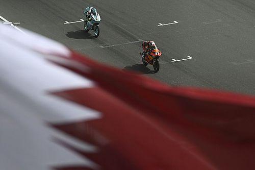 Moto3、ドーハGPの予選前に大量7人のピットレーンスタートが決定。フリー走行での無責任な走行が原因