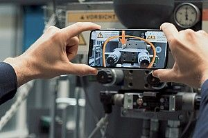 Mercedes hopes to find F1 gains from augmented reality push