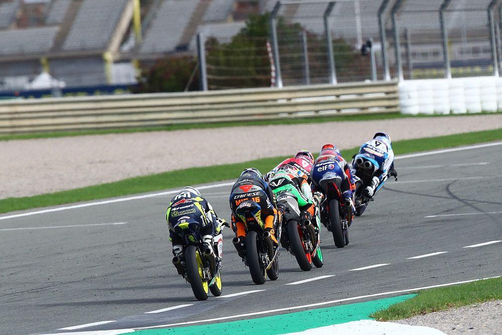 Tiga Pembalap Moto3 Dikenai Long Lap Penalty