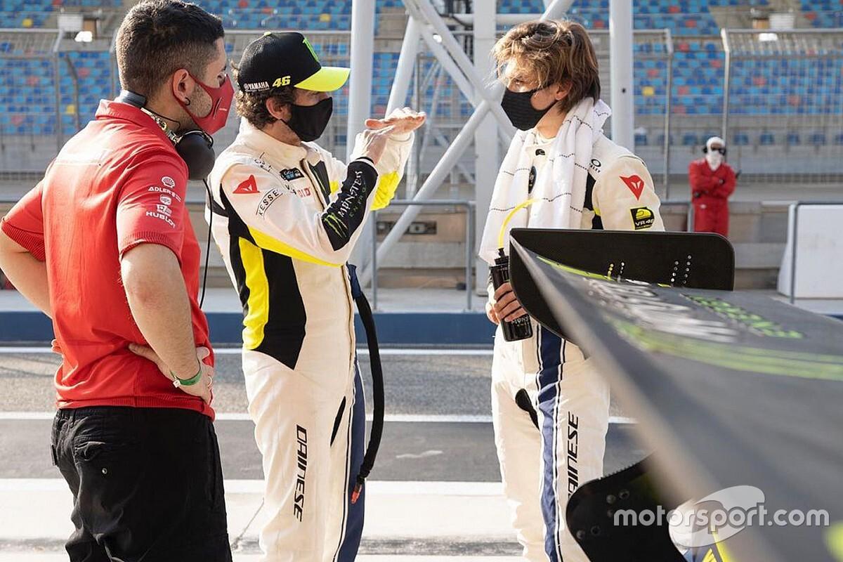 """Rossi y Marini """"son idénticos, iguales, parecen la misma persona"""", dice su madre"""