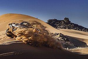 GALERÍA: mejores fotos de la etapa 2 del Dakar 2021