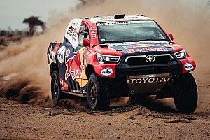 Dakar 2021: Al-Attiyah e Brabec lideram prólogo; brasileiros começam bem nos UTVs