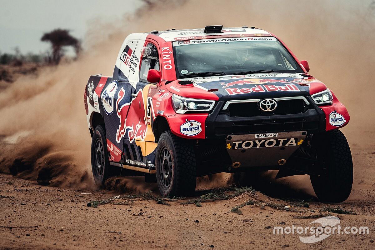 Dakar 2021: Al-Attiyah ve Brabec giriş gününün en hızlıları